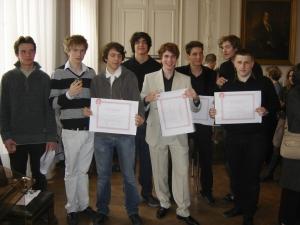 Prix 2008 amicale JBSAY